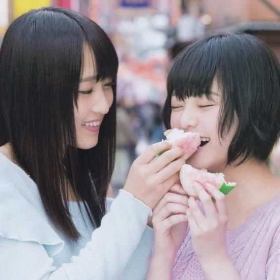 櫻坂、たぶんこのカップルはガチ!
